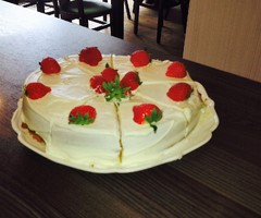 heerlijk gebak